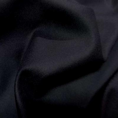 Tergal laine noir gris