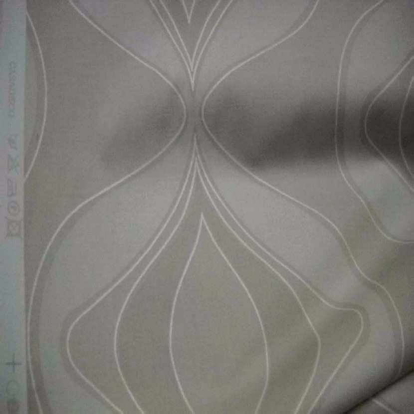 Tissu coton ton beige gris5