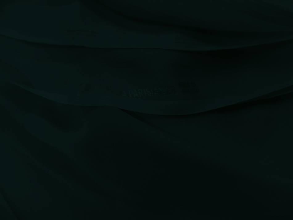 Tissu coupon de mousseline de soie vert fonce0