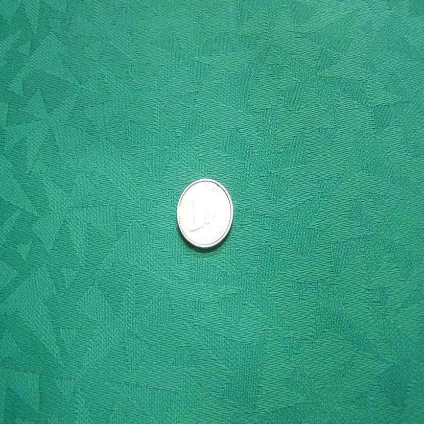Tissu d ameublement ton vert3