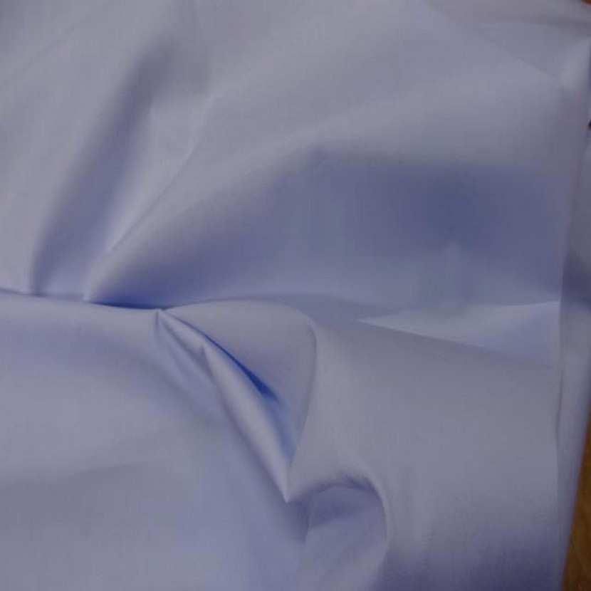 Tissu fin lycra dans la largeur ton bleu