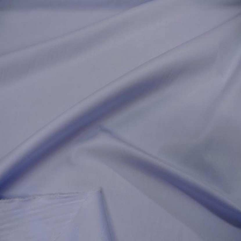 Tissu fin lycra dans la largeur ton bleu00