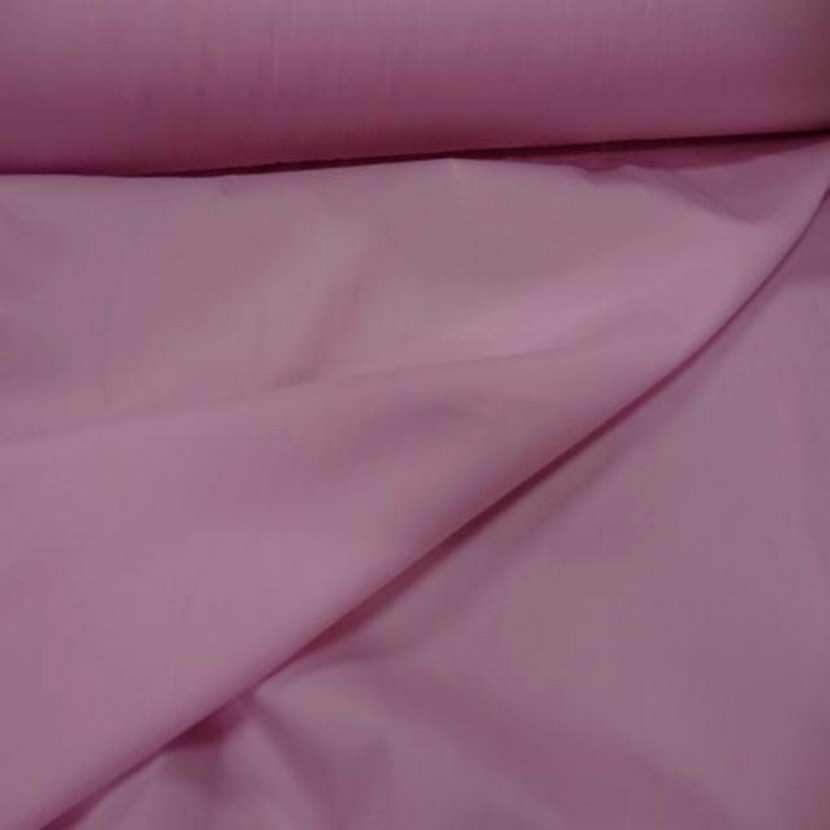Tissu fin lycra dans la largeur ton rose poudre