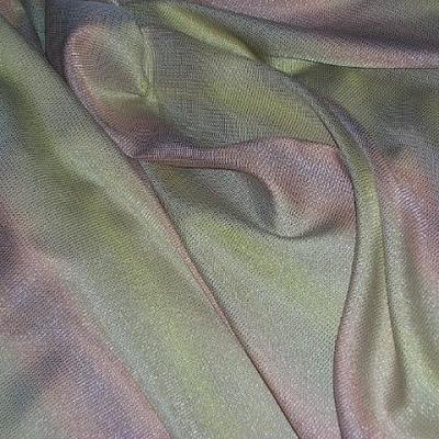 Tissu lurex ton pastel