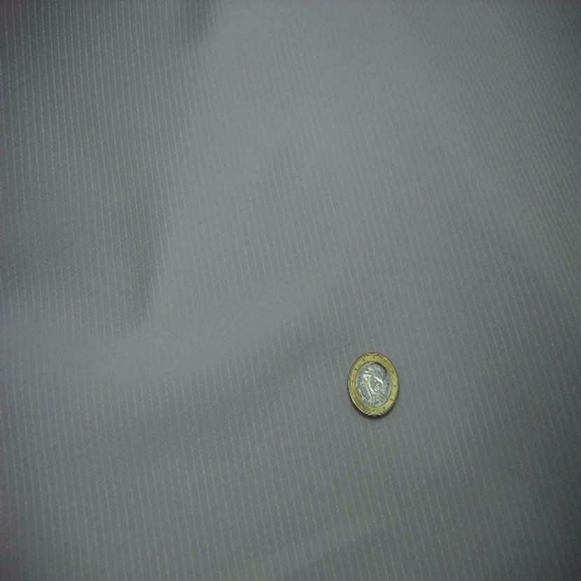 Toile coton blanc casse9