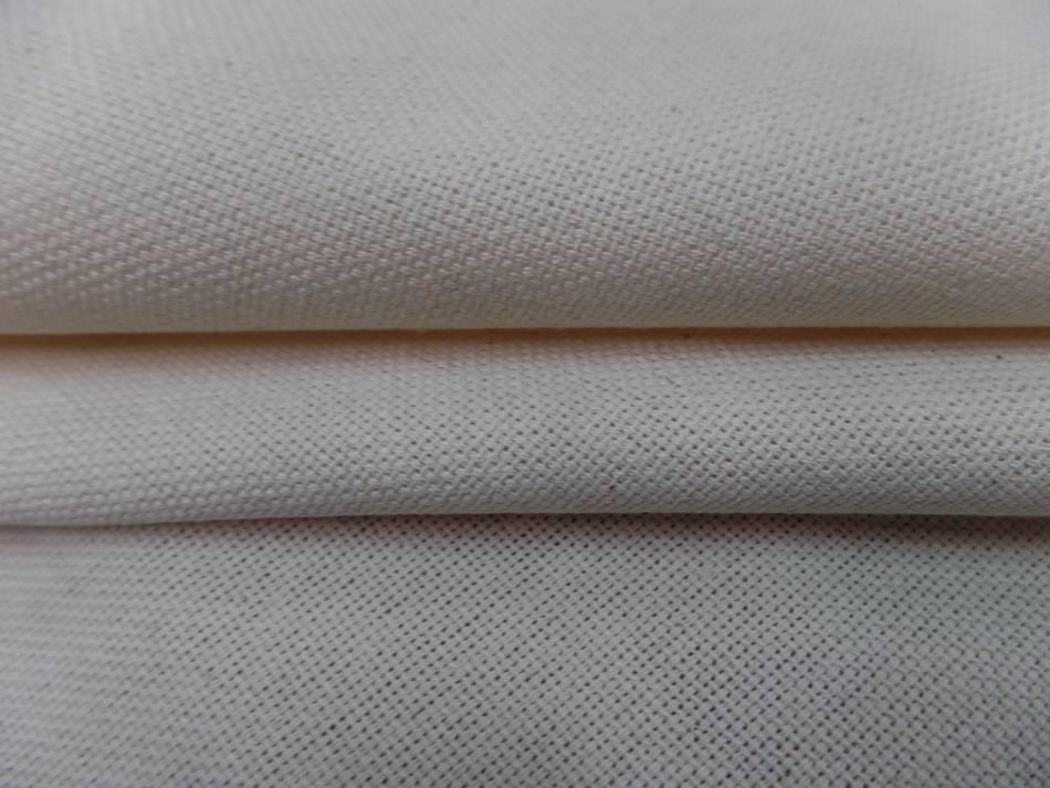 Toile coton natte ecrue 310gr m en 2 80m de large