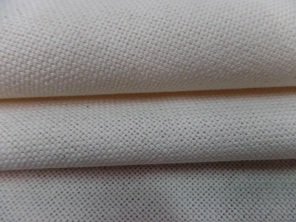Tissu Toile coton Natté écrue 310gr m² en 2.80m de large
