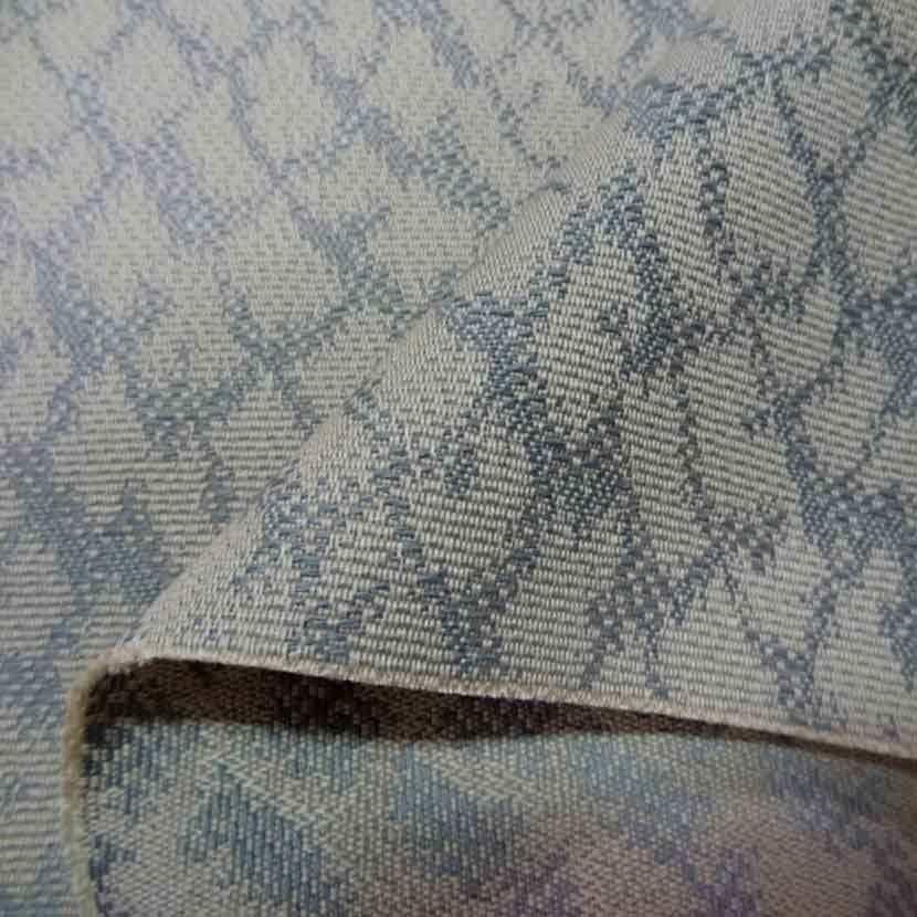 Toile d ameublement blanc gris1