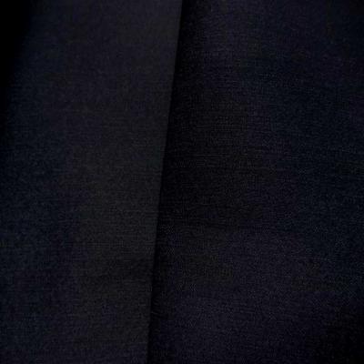 Toile de jean bleu nuit noir