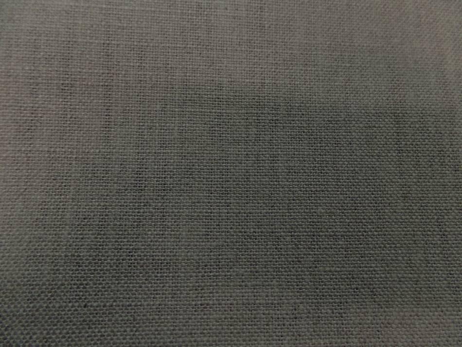tissu Toile de lin  a peindre d'ameublement calandrée tondue en 2.20m de l en ligne