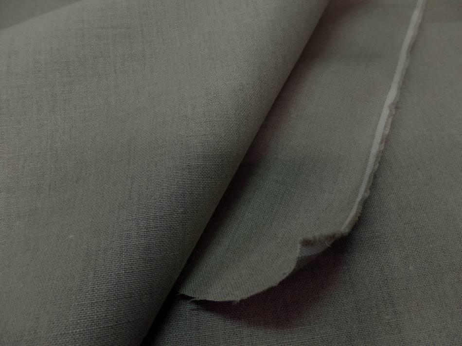 Toile de lin a peindre calandrée tondue en 2.20m de large