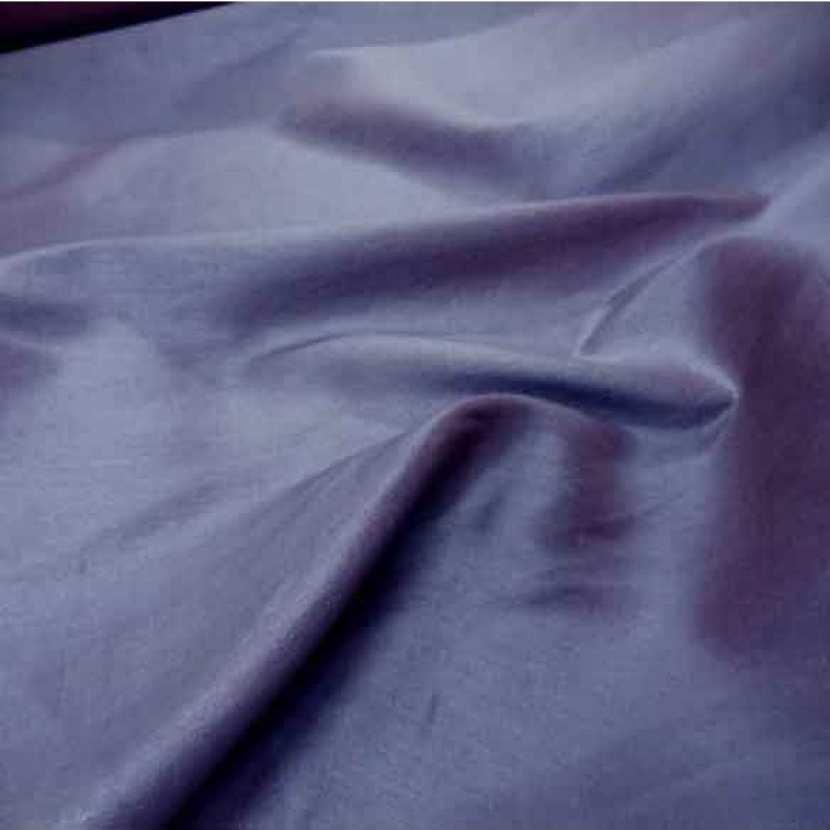 Toile legere d ameublement changeant rouille bleu8