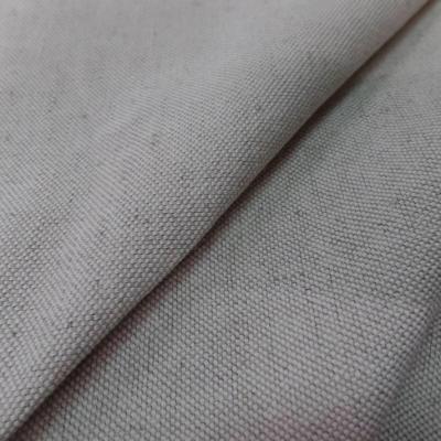 Tissu Toile Natté écrue 55% coton 45% lin 320 gr m² en 2.80 l