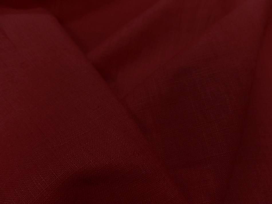 Tres beau lin 100 rouge3