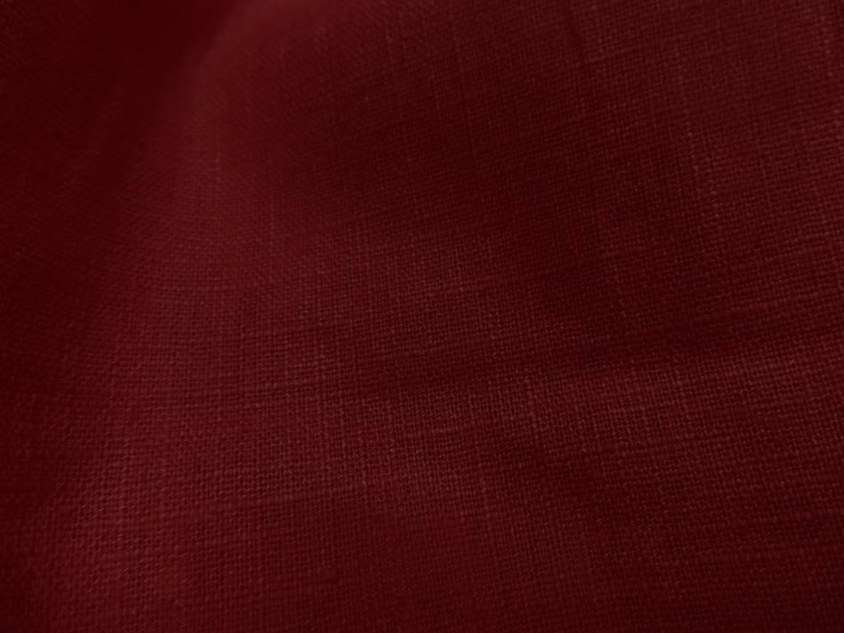 Tres beau lin 100 rouge7