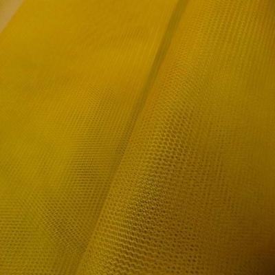Tulle jaune mais en 1 40m de large