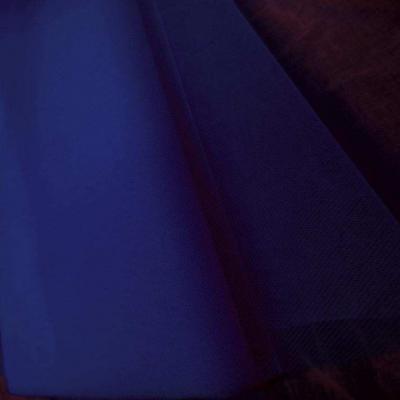 Tulle violet en 1 40m de large
