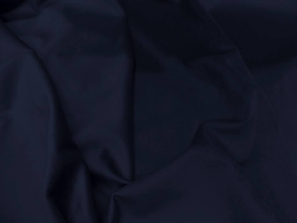 Velours ameublement lisse bleu en 1 45m de l0