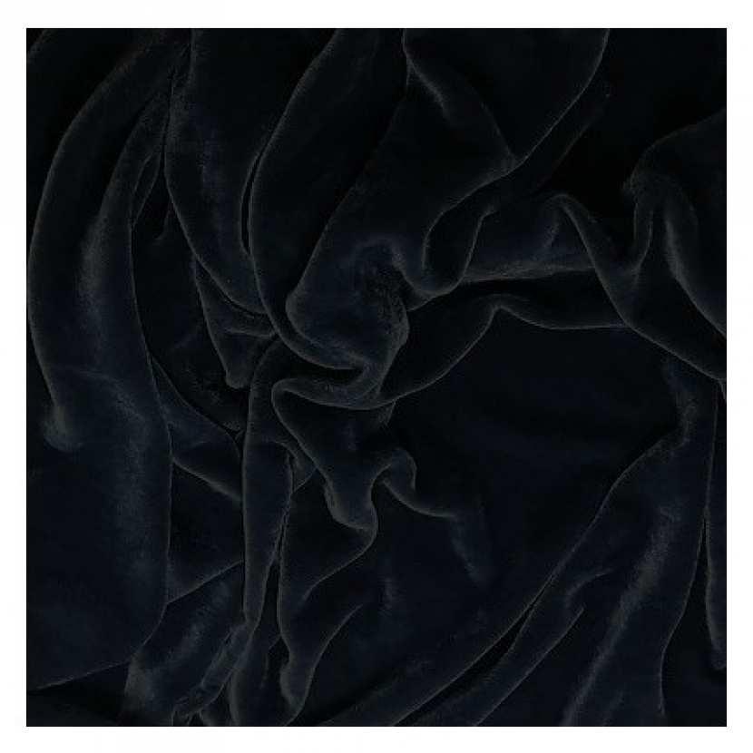 Velours velvet 5000 souple couleur noir2