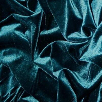 Velours velvet 5000 souple vert fonce