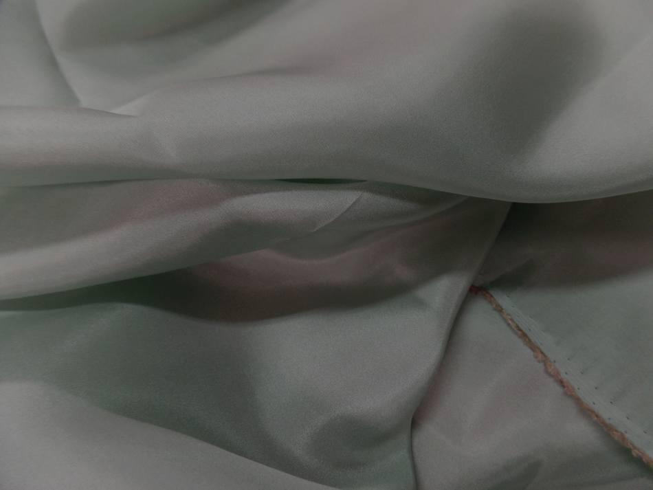Vente de coupon de ponge de soie vert d eau 1 50m