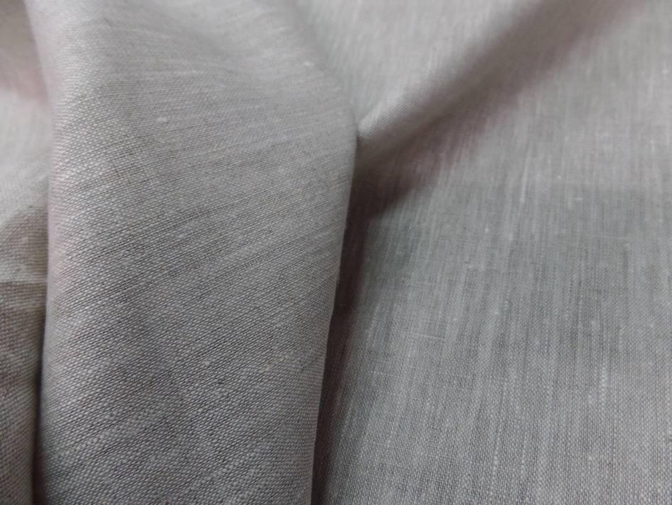 Vente de tissu toile de lin 100 ton beige naturel chine pas cher