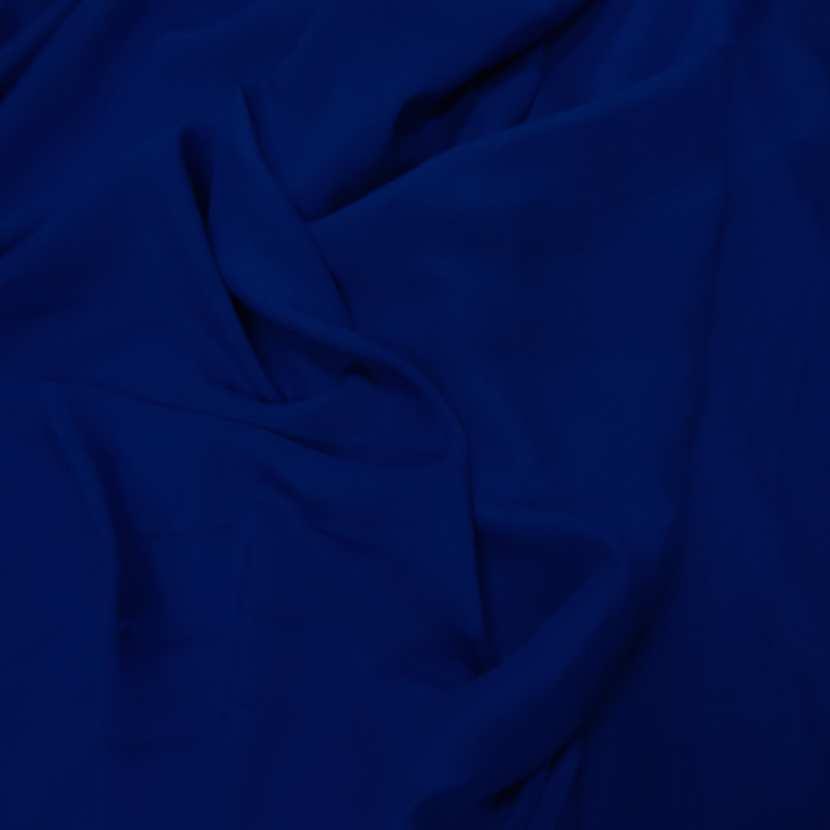 Viscose uni bleu fonce6