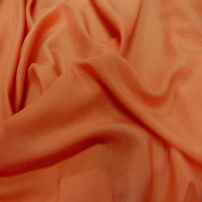 Viscose uni orange