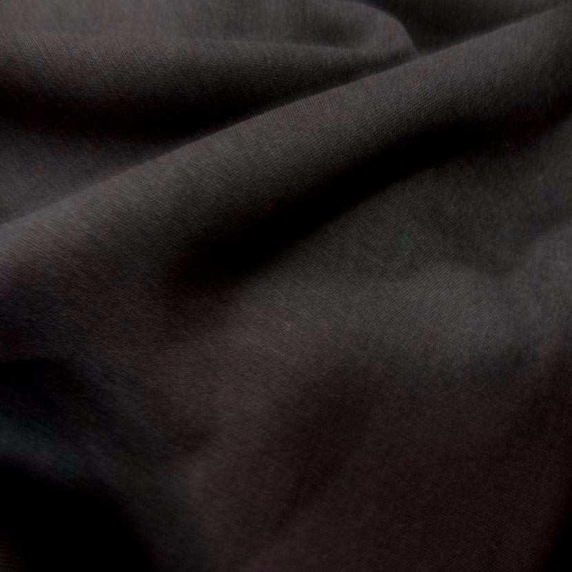 Voile de coton marron2