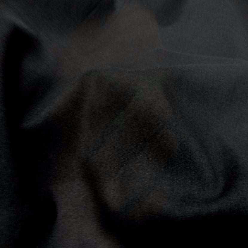 Voile de coton noir98
