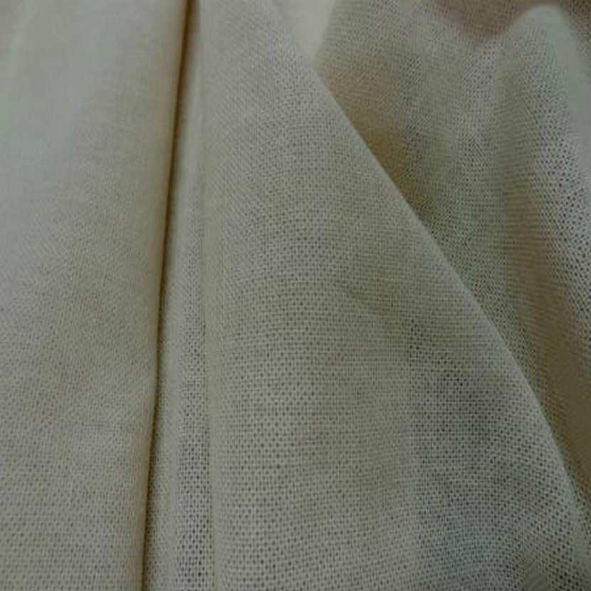 Voile de lin coton ecru8